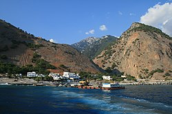 Agia Roumeli view sea.JPG