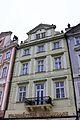 Ague Praha 2014 Holmstad U Lazara - Hos lazarus - Staromestske namesti - bytorget - sørsiden - old town square 2.JPG