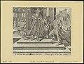 Ahasuerus Commissions to Destroy The Jewish People 1564 print by Maarten van Heemskerck, S.I 55691, Prints Department, Royal Library of Belgium.jpg