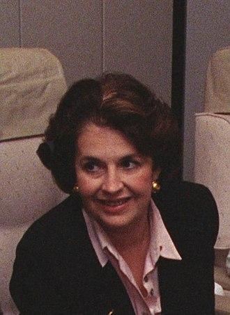 Aida Álvarez - Image: Aida Alvarez in 1999 (11B)