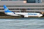 Air Europa, EC-LPR, Boeing 737-85P (40600178882).jpg