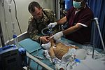 Air Force special operations medical team saves lives, helps shape future of Afghan medicine 111010-F-QW942-082.jpg