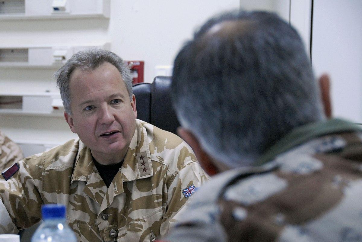Chris Harper (RAF officer) - Wikipedia