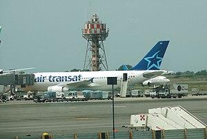 Air Transat Flight 961 - Image: Air Transat Airbus A310 C GPAT