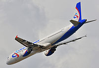VQ-BCX - A321 - Ural Airlines