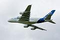 Airbus A380 F-WWDD at ILA 2010 24.jpg