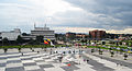 Ajedrez - centro comercial Gran Estacion.JPG