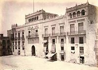 Ajuntament d'Elx, País Valencià. J. Laurent 1870.jpg