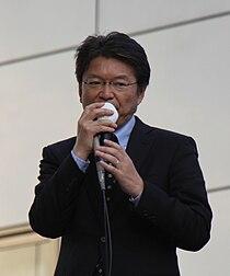 Akira Nagatsuma cropped 1 長妻昭.JPG