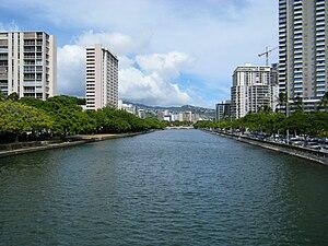 Ala Wai Canal - Ala Wai Canal
