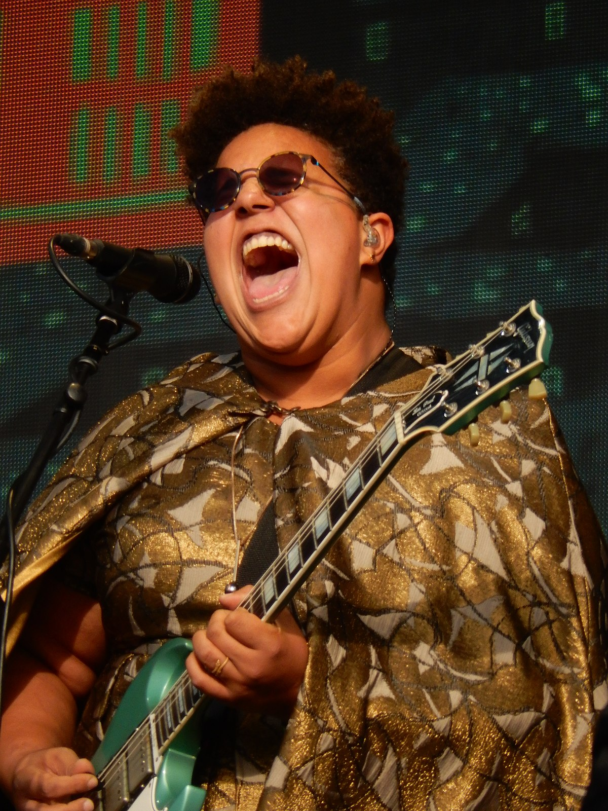 Brittany Howard Wikipedia Howard stern was allowed to improvise the final monologue in which he talks to the camera. brittany howard wikipedia