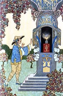 Aladdin Middle Eastern folk tale