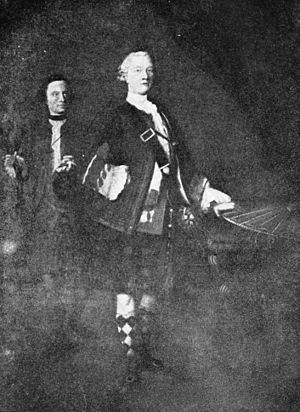 Angus McDonald (Virginia militiaman) - McDonald's grandfather, Alastair Dubh McDonald (pictured), served as the commander of the Glengarry clan in the Battle of Killiecrankie in 1689 during the early Jacobite risings.