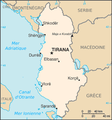 Albanie carte.png