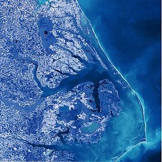 Albemarle Sound An estuary on the coast of North Carolina, United States