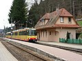Albtalbahn Frauenalb Bahnhof.jpg