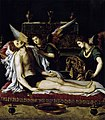 Alessandro Allori - The Body of Christ with Two Angels - WGA0177.jpg