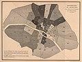 Alexandre Jean-Baptiste, Distribution of Prostitutes in Paris, 1836 - Cornell University Library.jpg