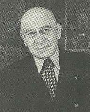 Alfred Korzybski - Image: Alfred Korzybski