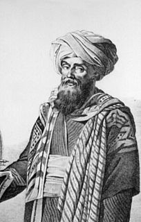 Ali Bey el Abbassi Spanish explorer who witnessed the Saudi conquest of Mecca in 1807
