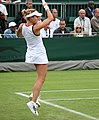 Alizé Cornet at the 2009 Wimbledon Championships 01 (cropped).jpg