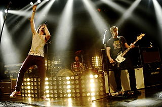 The All-American Rejects American band