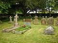 All Saints' Church, Chilton, Graveyard - geograph.org.uk - 1320506.jpg