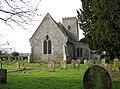 All Saints church - geograph.org.uk - 1692096.jpg