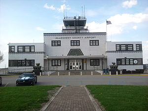 Allegheny County Airport - Image: Allegheny County Airport