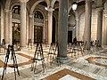 Allestimento mostra Wiki Loves Puglia 2019 2.jpg