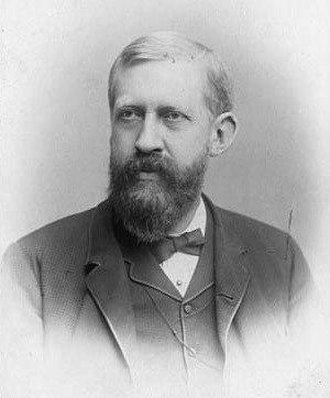 Alpheus Beede Stickney - Alpheus Beede Stickney, c. 1880.