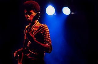 Alphonso Johnson American musician