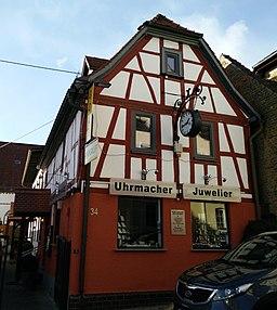 Alt Wildsachsen in Hofheim am Taunus