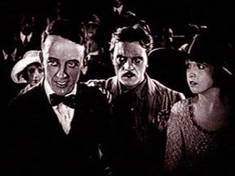 Alta Allen - Allen in a scene from Seven Years Bad Luck (1921)
