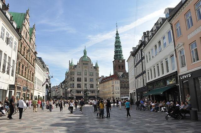 Общее число иностранцев, проживающих в Дании, достигло 770 тысяч