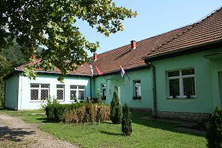 Amajić Village in Serbia