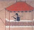Amangkurat II cropped - COLLECTIE TROPENMUSEUM Schildering voorstellende de moord op kapitein Tack in Kartasura TMnr H-796.jpg