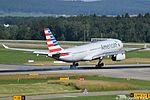 American Airlines Airbus A332 - N290AY (ZRH) (19129459228).jpg