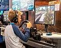 American Truck Simulator at Gamescom 2015 (20429525295).jpg