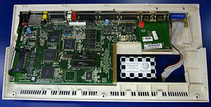 Amiga 1200 - An Amiga 1200 main board