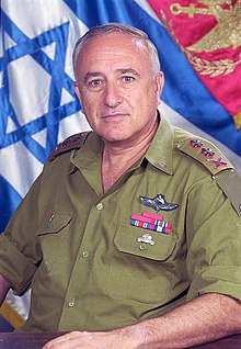 Amnon Lipkin-Shahak, Chief of General Staff.jpg