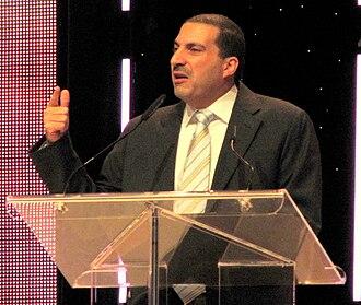 Amr Khaled - Image: Amr Khaled 2