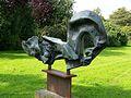 Amstelveen - Steigerend paard (1969) van Arthur Spronken - 03.jpg