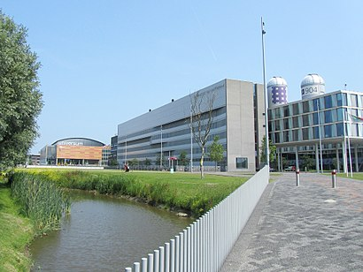 How To Get To Science Park 2 Amsterdam In Amsterdam By Bus Or Train