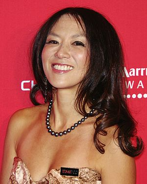 "Hoklo people in the United States - The ""tiger mother"" Amy Chua grew up speaking Philippine Hokkien (Lân-lâng-oé; 咱儂話) at home"