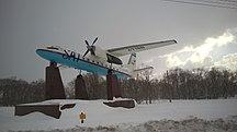 ホムトヴォ空港--An 24 UzhnoSakhalinsk