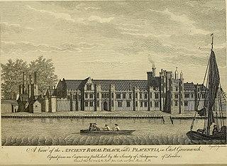 Palace of Placentia English royal palace at Greenwich