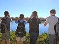 Anacapa Middle School Students Birding Ventura Harbor (23138149132).jpg