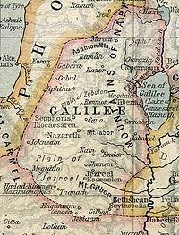 Galilee, ca. AD 50