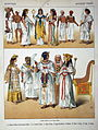 Ancient Times, Egyptian. - 001 - Costumes of All Nations (1882).JPG